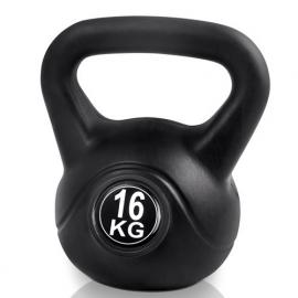 Kettlebell 16kg Black