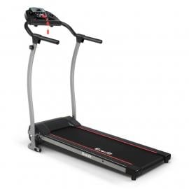 Home Electric Treadmill 34cm Belt - Black