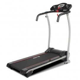 Home Electric Treadmill Cardio Exercise Workout - Black