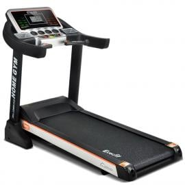 Home Electric Treadmill 15 Level Incline 18 Speed - Black