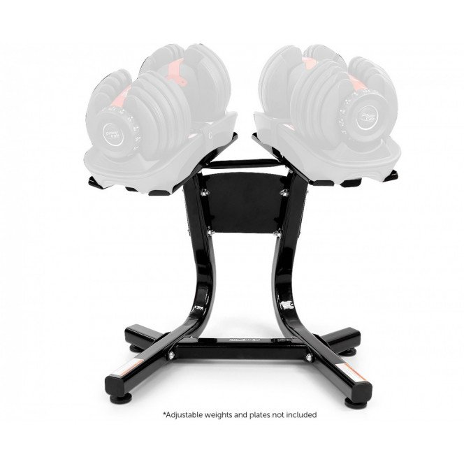 Powertrain Adjustable Dumbbells Stand Image 2 image 2