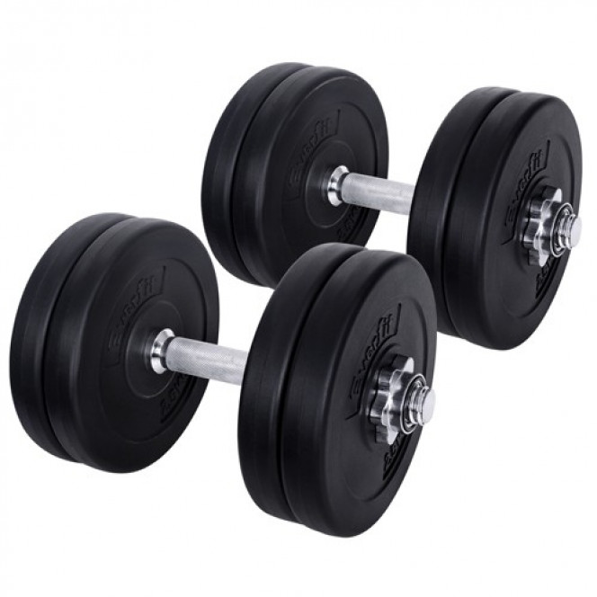 Fitness Gym Exercise Dumbbell Set 25kg