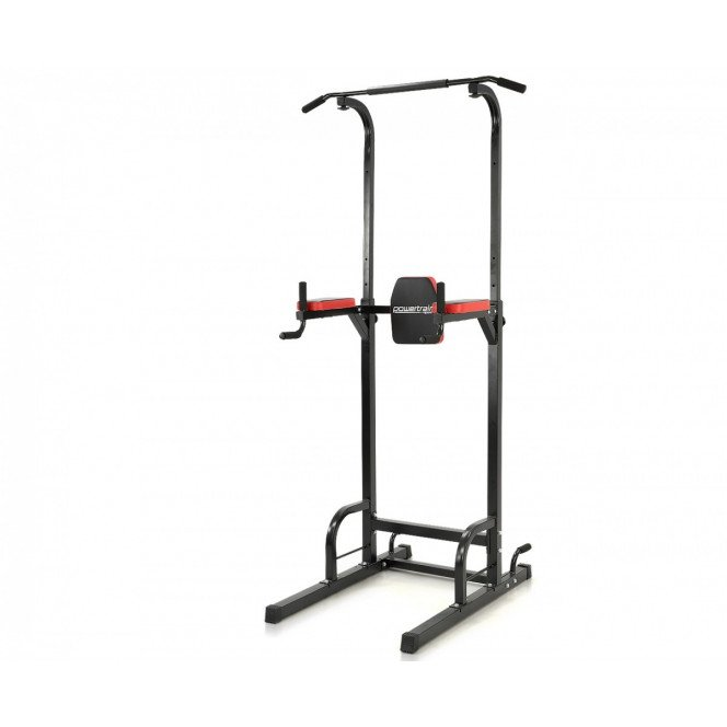 Powertrain Multi Station Home Gym Chin-up Pull-up Tower