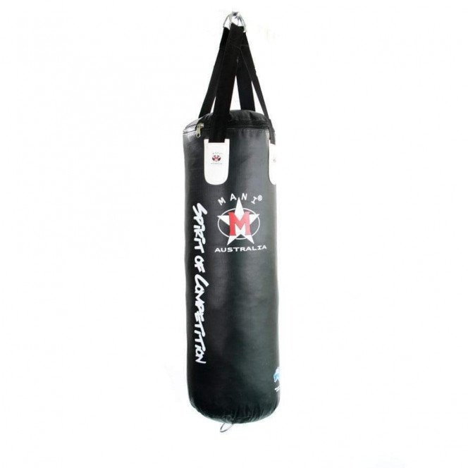 Commercial 5ft Punching Gym Sports Bag Black