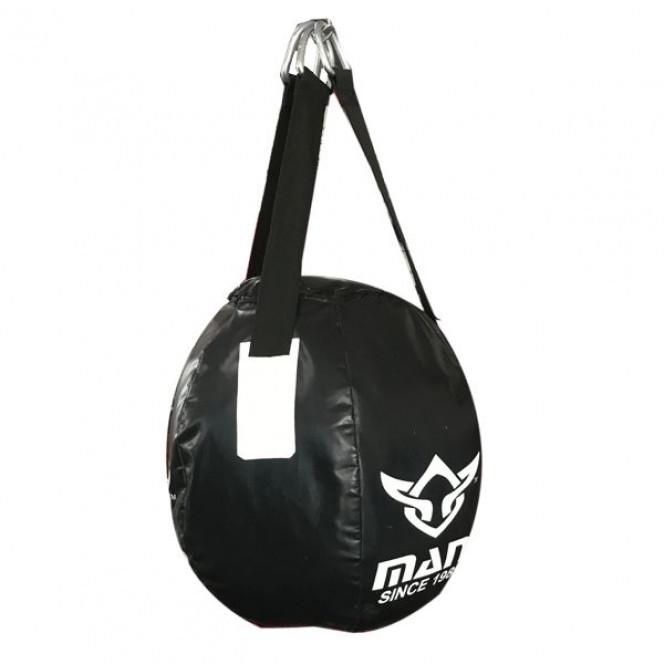 Wrecking Ball Uppercut Bag 45cm Gym Boxing Punching Black