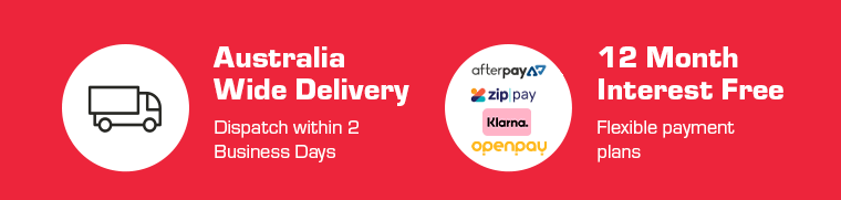 Warranty and ZipPay AfterPay